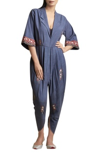 Dhoti Style Jumpsuit
