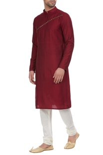 Long kurta with studs