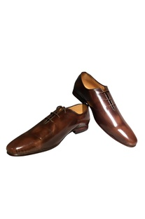 Handcrafted pure leather formal shoes