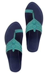 Kolhapuri flat sandals