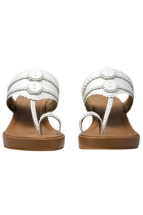 Kolhapuri wedge sandals