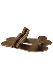 Kotai metallic flat sliders