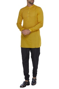 Short cotton kurta