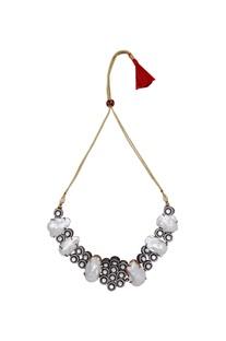 Victorian baroque pearl necklace
