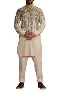 Handwoven khadi pants