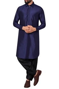 Dori embroidered kurta