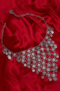 Classic filigree necklace