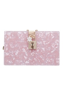 Flower lock clutch