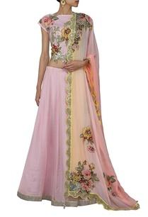 powder-pink-floral-applique-lehenga