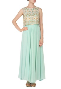 sea-blue-embroidered-gown