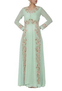 powder-blue-embroidered-long-dress