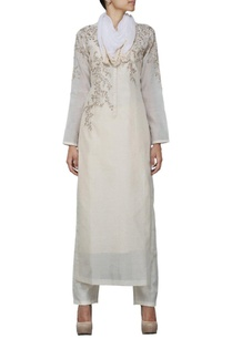 ivory-floral-embroidered-kurta-set