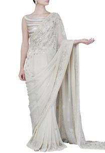 cream-floral-embellished-sari