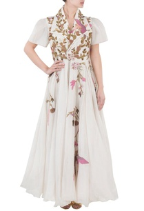 ivory-floral-embroidered-front-open-gown
