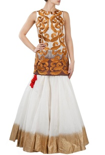 ivory-and-antique-gold-motif-embroidered-lehenga-set