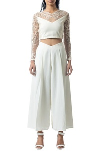 ivory-corded-crop-top