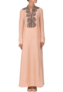 light-peach-embellished-tunic-with-palazzos