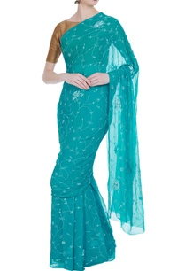 pure-chiffon-resham-saree-with-unstitched-blouse