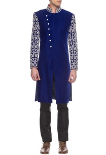 royal-blue-embellished-sherwani