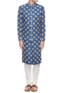navy-blue-embroidered-sherwani