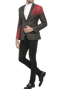 dark-grey-suiting-fabric-spray-paint-jacket