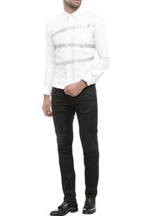 white-shirting-fabric-zigzag-print-shirt
