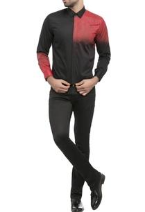 black-shirting-fabric-spray-print-shirt
