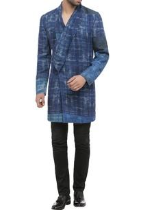 navy-blue-matka-silk-textured-sherwani