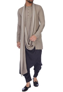 grey-cowled-solid-dhoti-pants