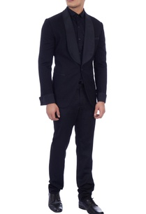 black-lightweight-wool-formal-jacket