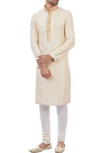 off-white-jaal-printed-kurta