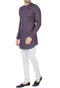 purple-floral-printed-kurta