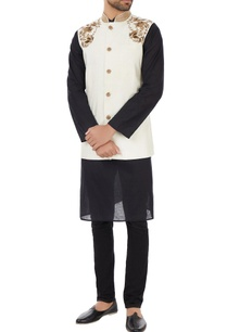 off-white-zardozi-hand-embroidered-ahimsa-silk-nehru-jacket