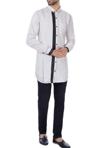 white-black-organic-silk-collar-shirt