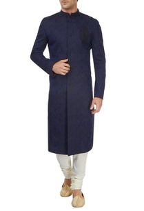 blue-and-black-sherwani