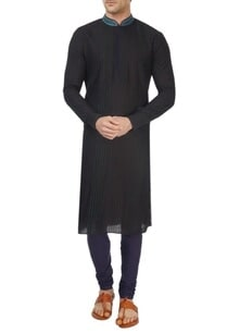 black-and-blue-ombre-sherwani-set
