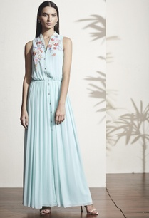 aqua-blue-floral-applique-gown