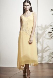 yellow-thread-work-embroidered-tunic