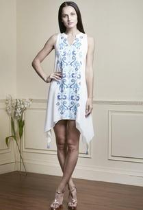 white-asymmetric-style-tunic