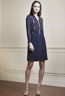 navy-blue-dress-with-white-embroidery