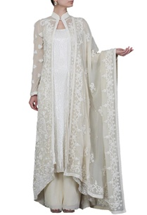 cream-floral-embellished-jacket-with-kurta-palazzos