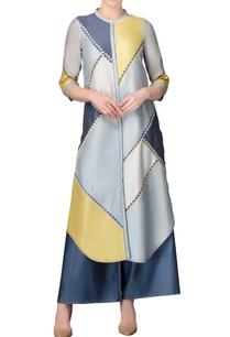 smokey-blue-kurta-and-palazzo-set