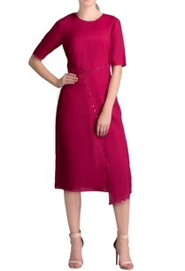 mulberry-midi-dress-with-flap-detail