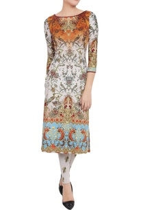 multi-colored-printed-kurta-leggings