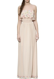 beige-embroidered-tube-dress