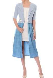 blue-shaded-long-jacket-with-applique-details