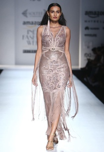 grey-embellished-gown-with-fringes