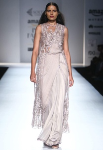 silver-grey-sari-with-high-low-overlay