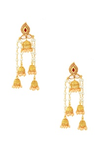 gold-finish-drop-jhumkas-earrings