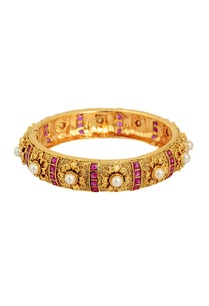 gold-finished-pair-of-tode-bangles